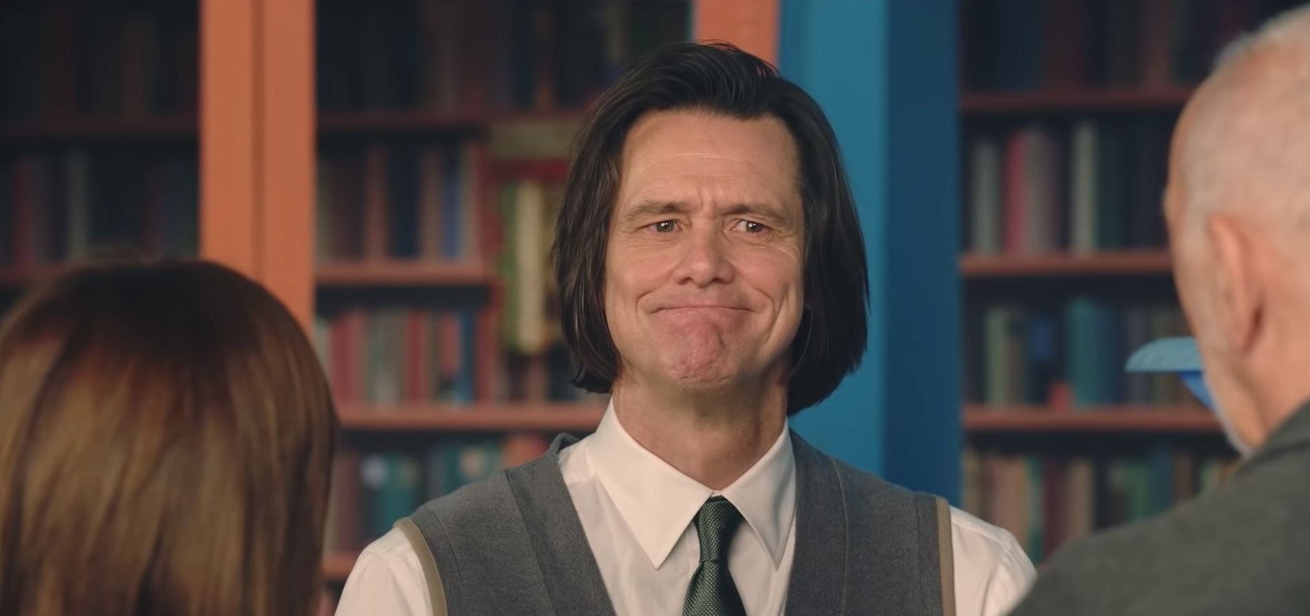 Kidding Jim Carrey