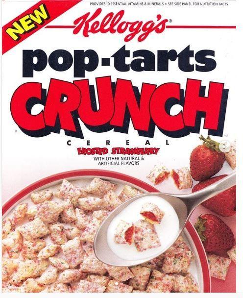 poptarts crunch