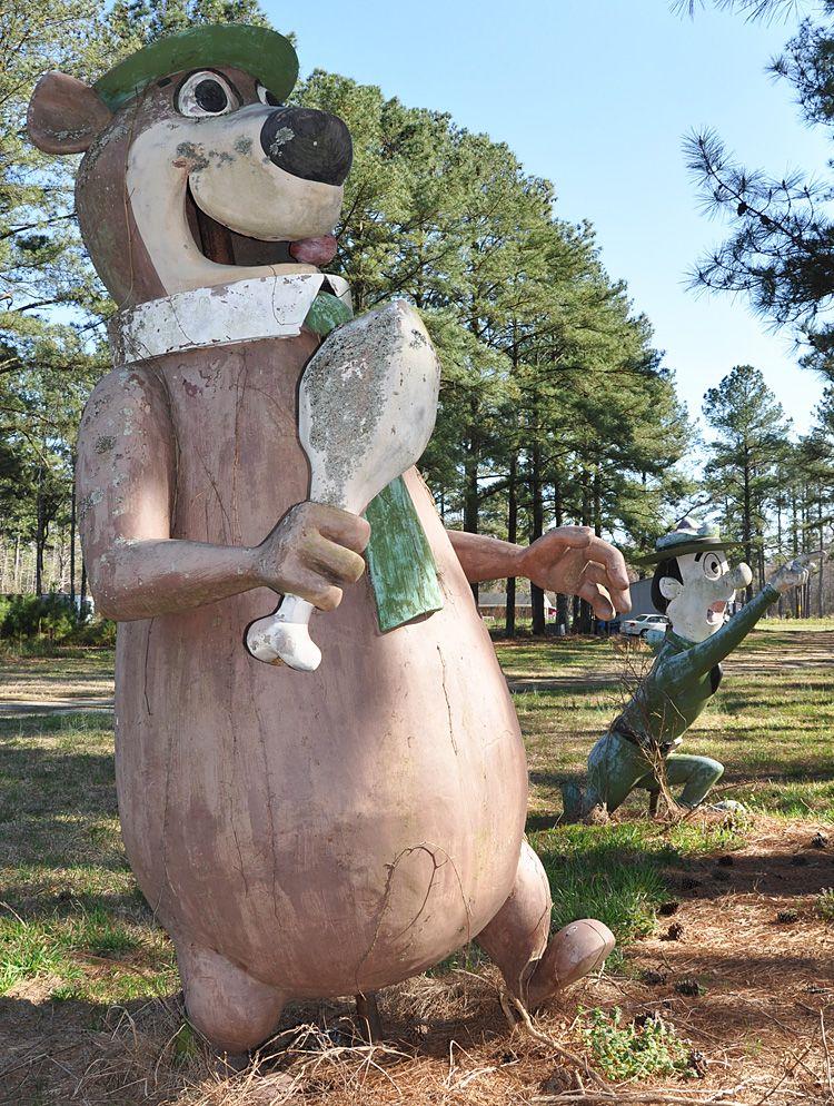 Yogi Bear Graveyard