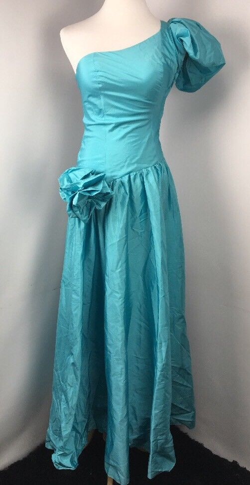 80s Bridesmaid Dress