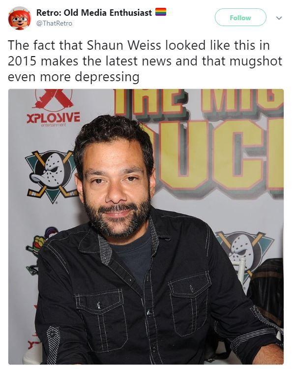 Shaun Weiss Tweets