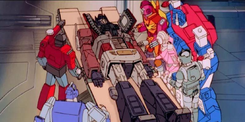 Transformers movie 1986