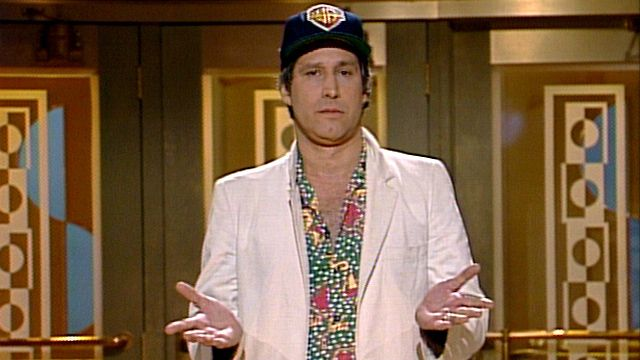 Chevy Chase SNL