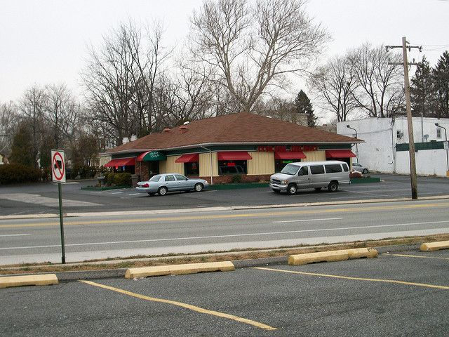 Former Pizza Hut