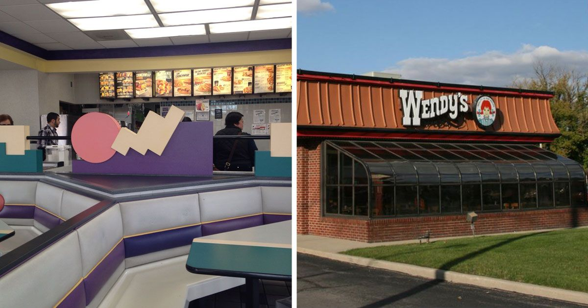 11 Photos Of 90s Fast Food Restaurants That Will Bring Back So Many Delicious Memories