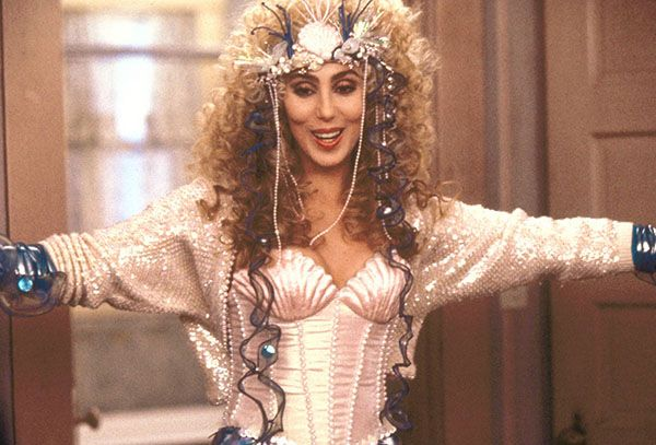Mermaids Movie Cher