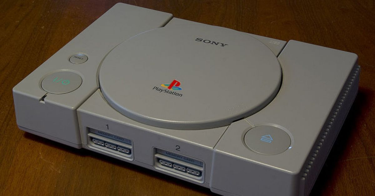 Sony Is Bringing Back The Original Playstation For Christmas