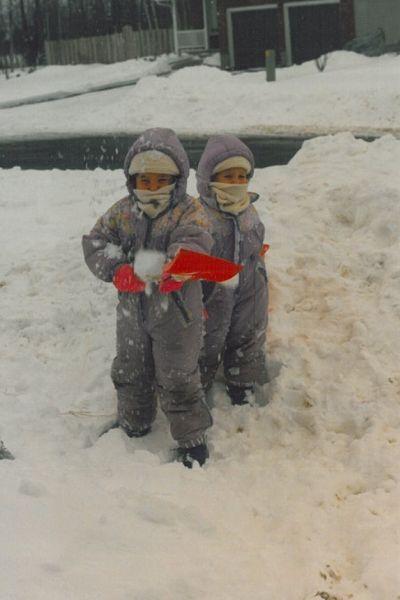 90s snowsuits
