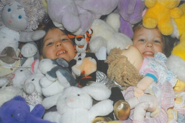 stuffed animals 90s