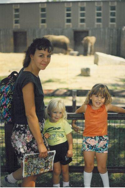 90s zoo family