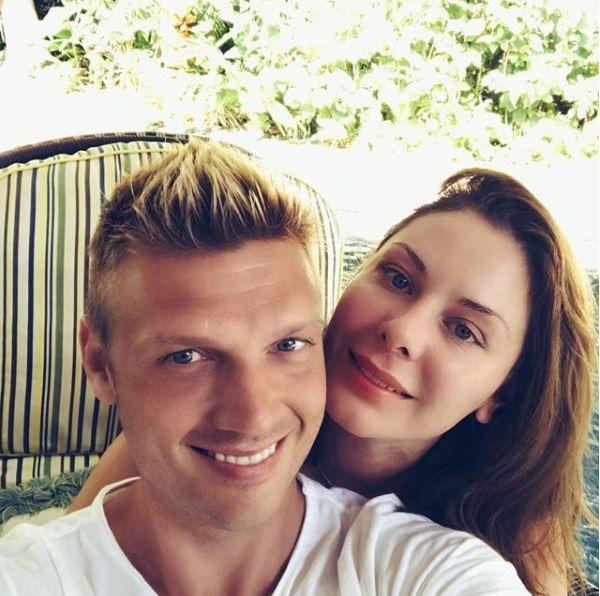 Nick and Lauren Carter