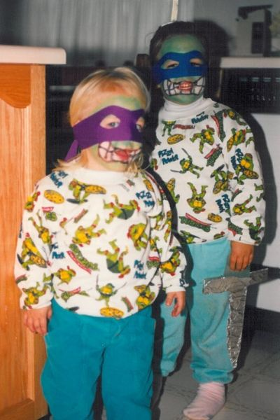 Ninja Turtles Kids