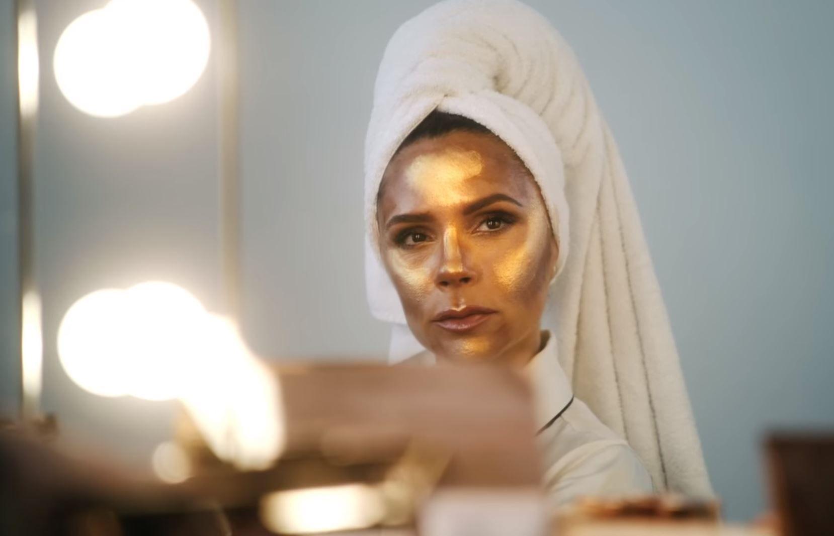 Victoria Beckham Vogue