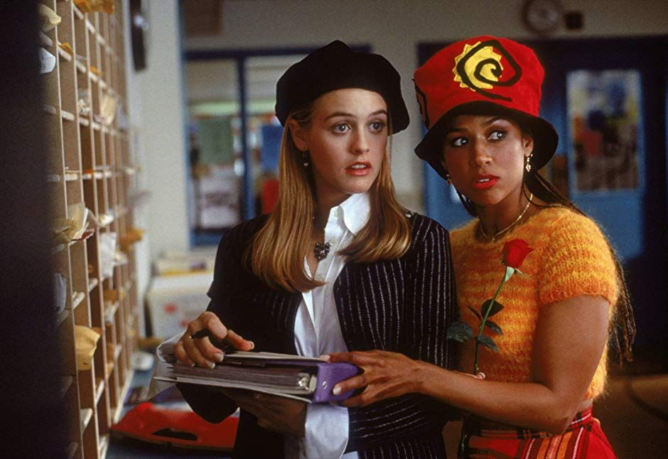 Clueless Cher and Dione