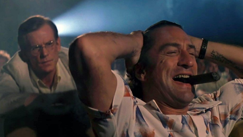 Robert DeNiro in 'Cape Fear'