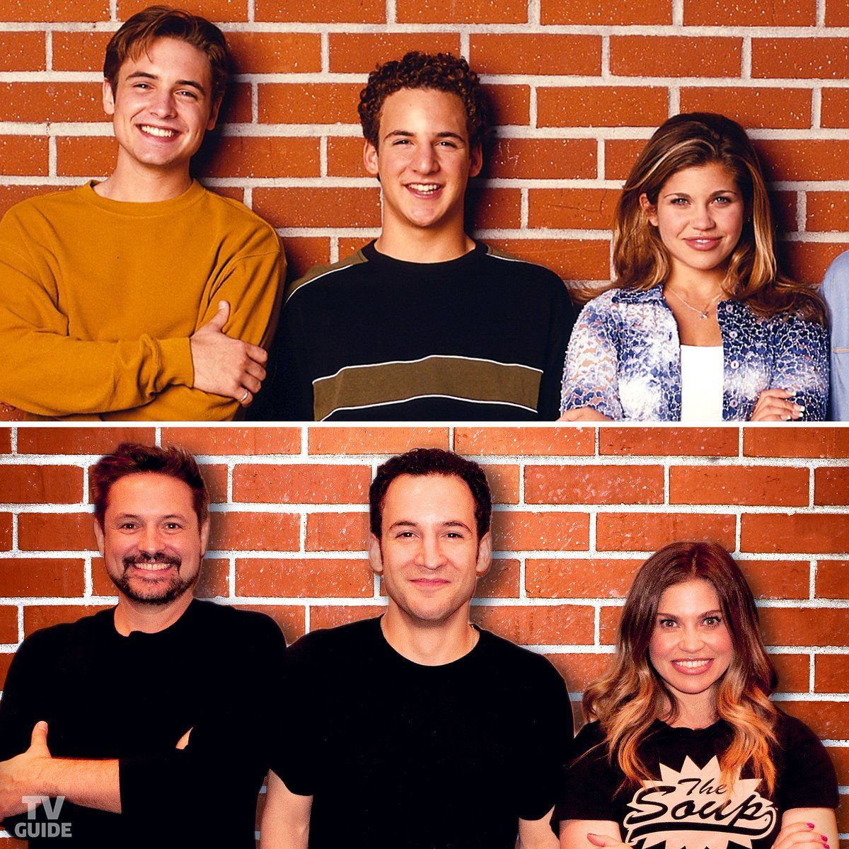 Cast of Boy Meets World
