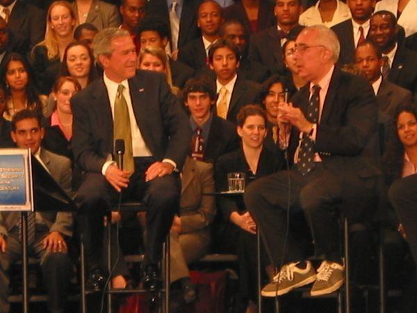 Ben Stein George Bush