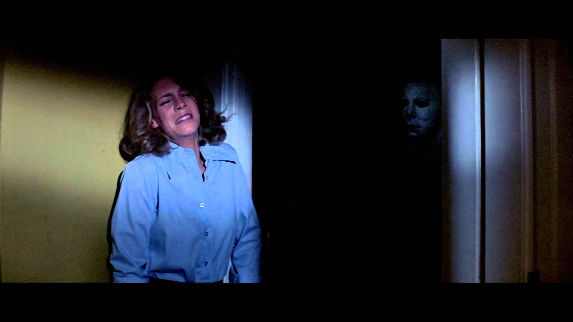 Jamie Lee Curtis as Laurie Strode in 'Halloween'