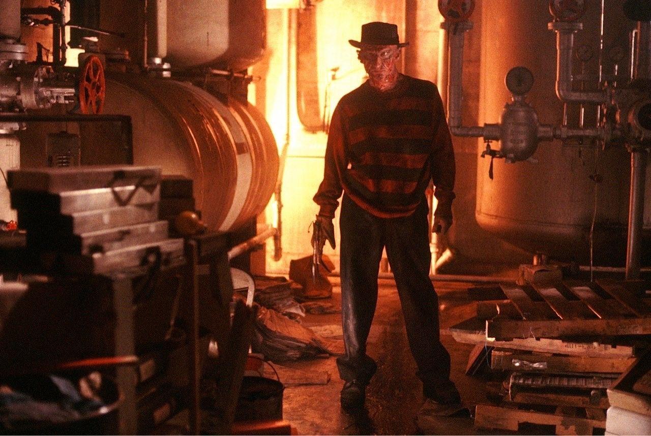 Robert Englund as Freddy Krueger in 'A Nightmare on Elm Street'