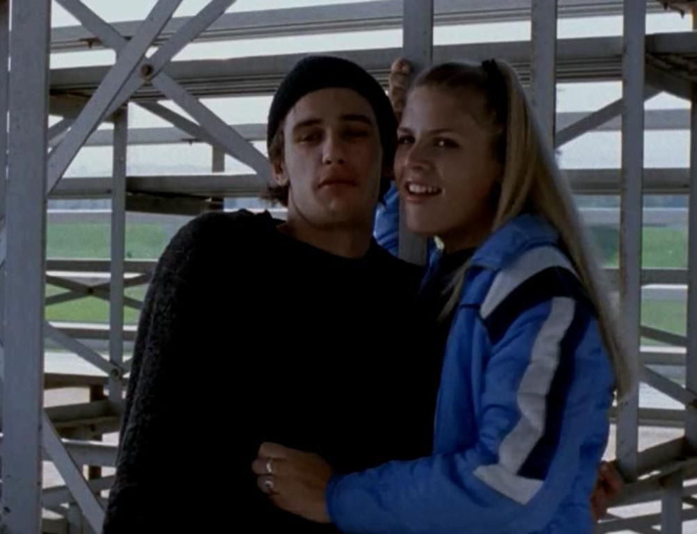 Busy Philipps James Franco Freaks and Geeks
