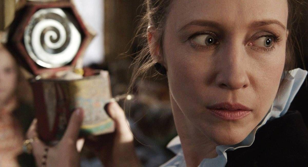 Vera Farmiga as Lorraine Warren in 'The Conjuring'