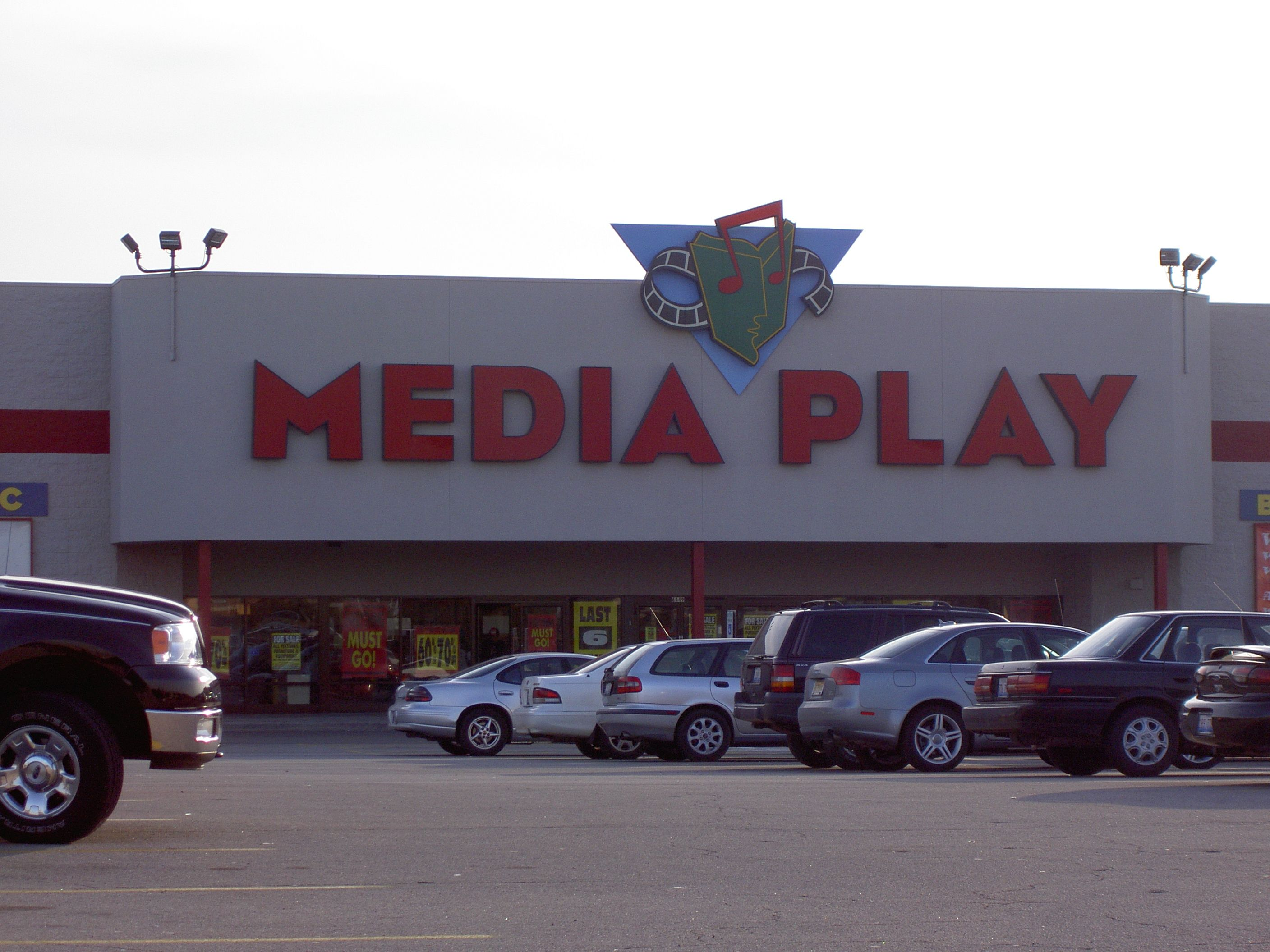 Media Play store in Rockford, Illinois