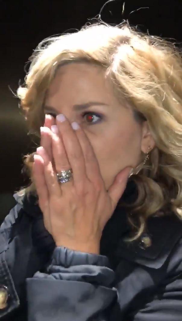Maddy Cunningham mom sesame street surprise