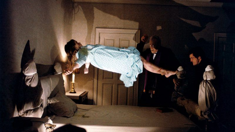 The exorcism gets intense in 'The Exorcist'