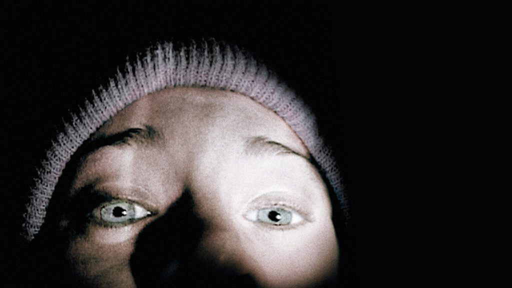 Heather Donahue in 'The Blair Witch Project'