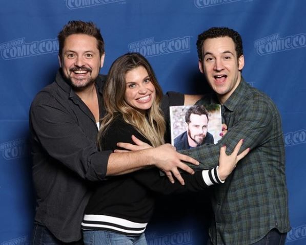 Cast of boy Meets World NYCC
