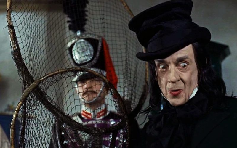 The Child Catcher Chitty Chitty Bang Bang