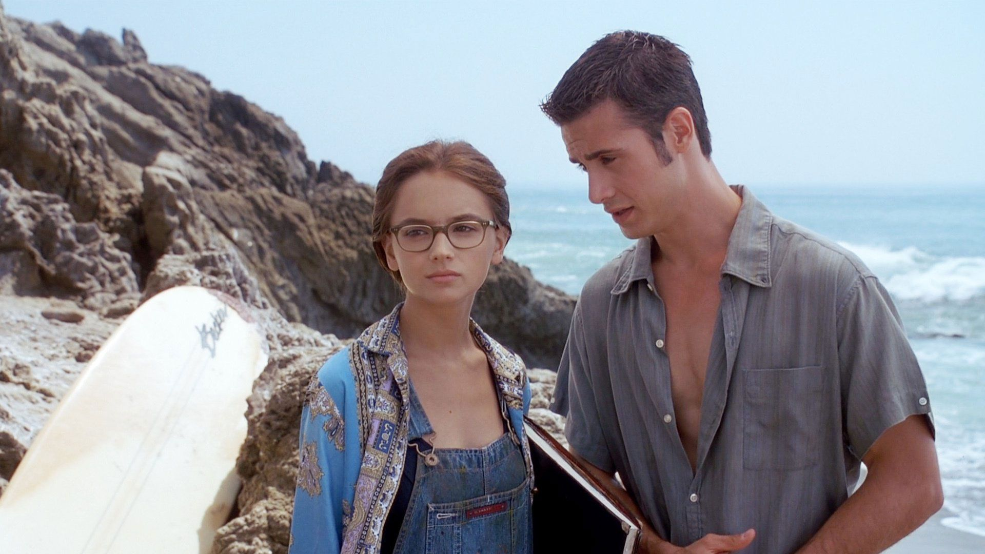 She's All That beach scene