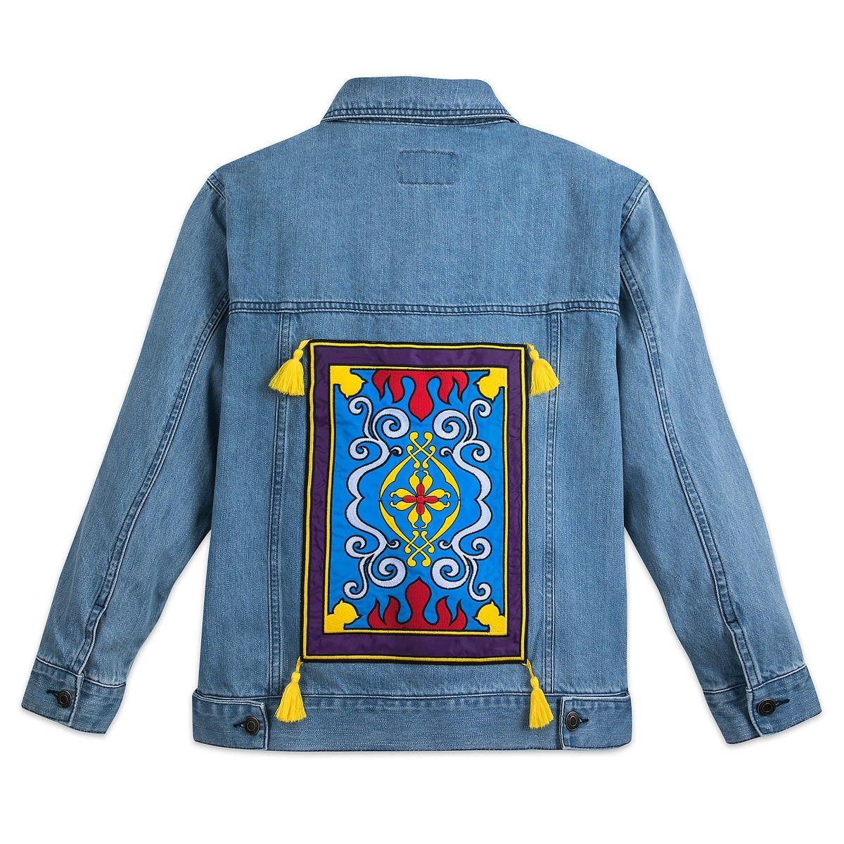 Genie Jacket back