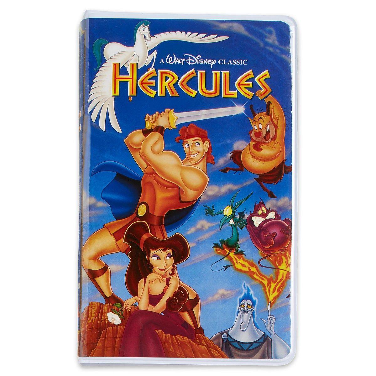 Hercules VHS Journal