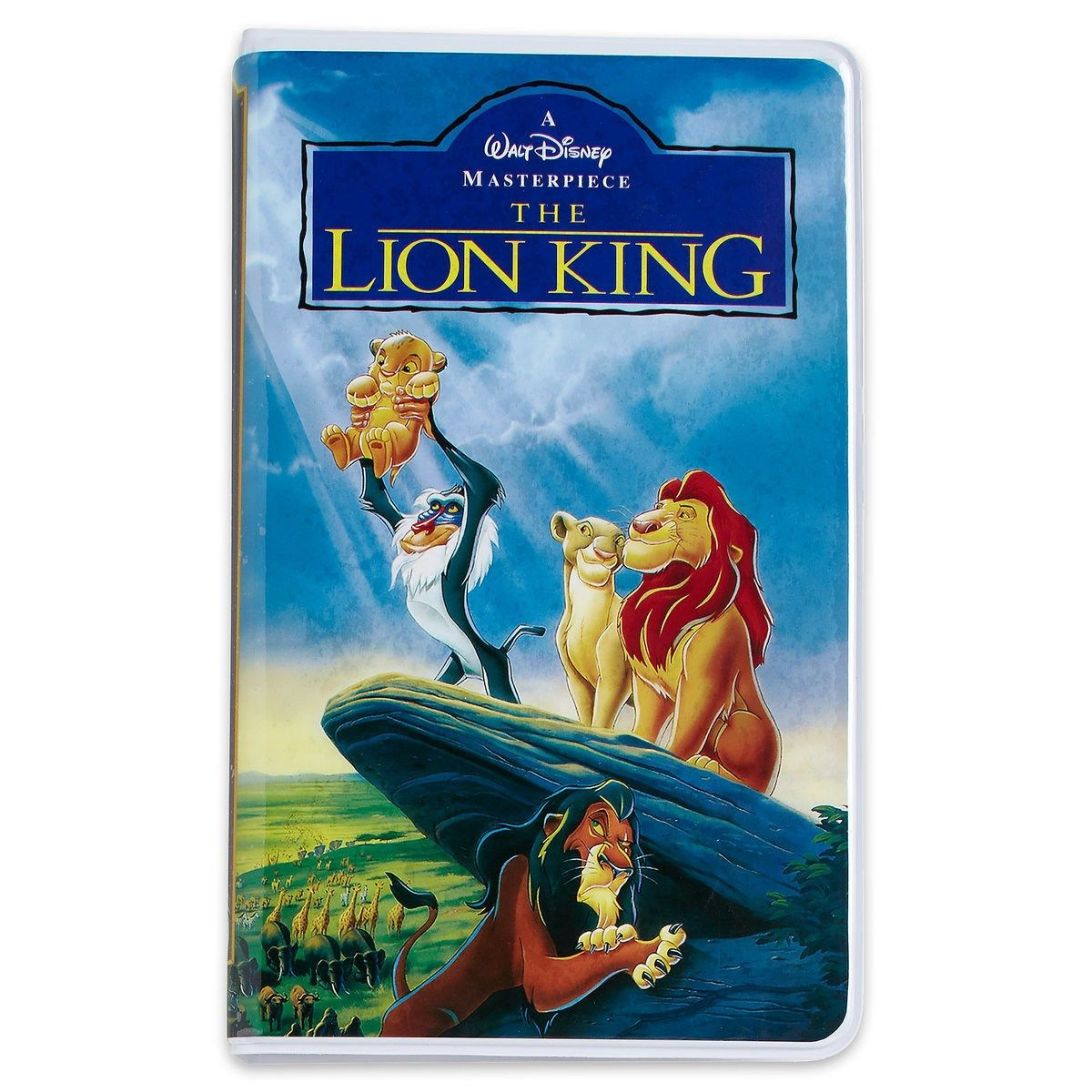 The Lion King VHS Journal