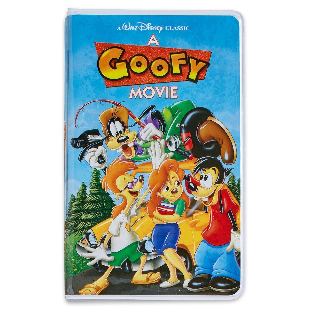 Disney goofy movie journal