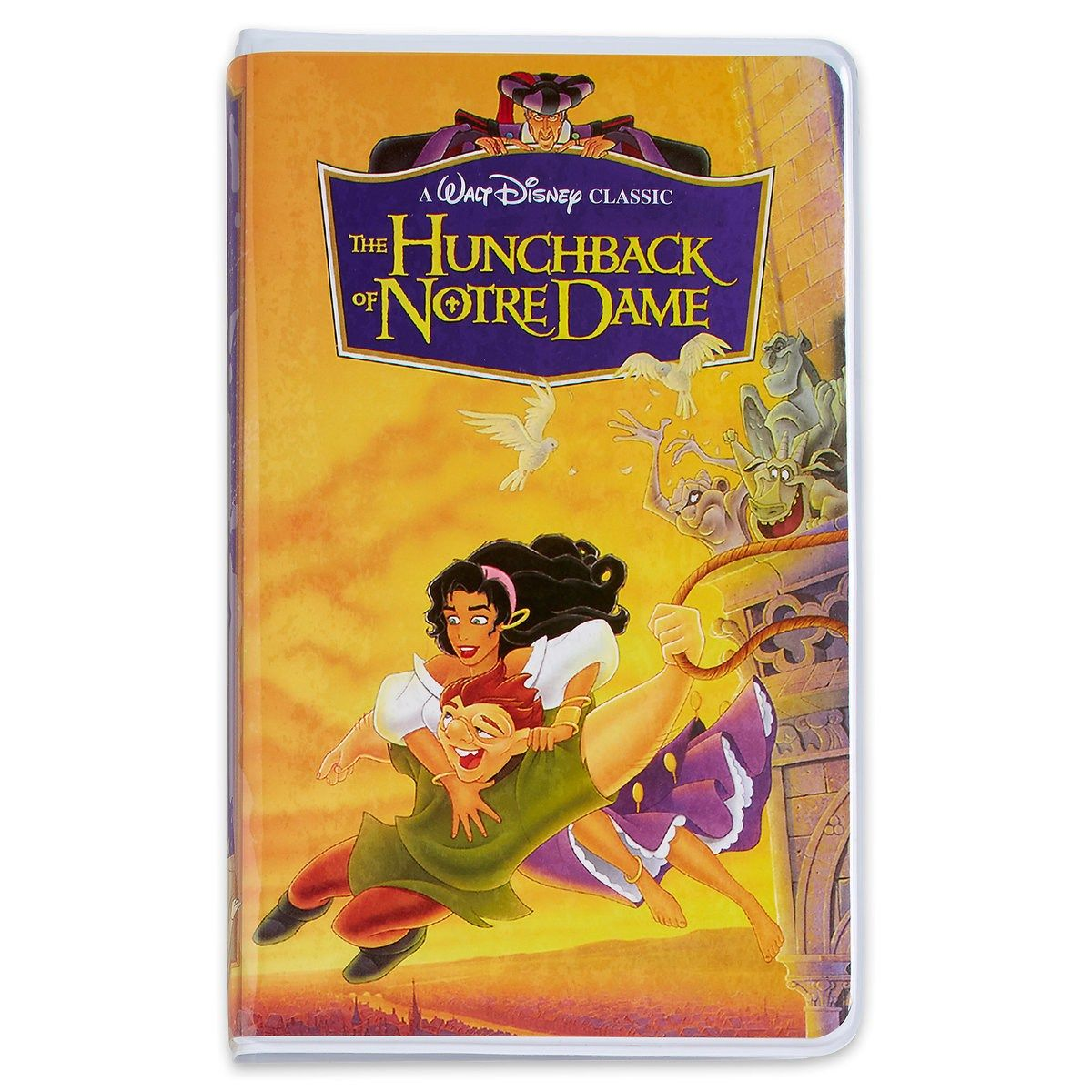 The Hunchback of Notre Dame VHS Journal