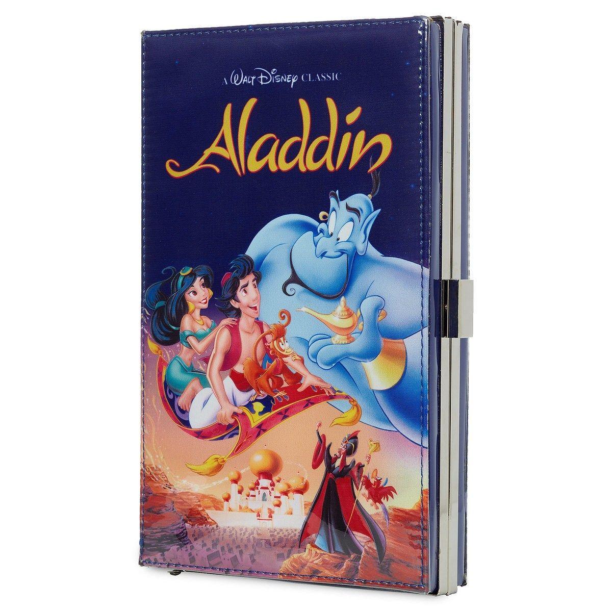 Aladdin VHS Clutch