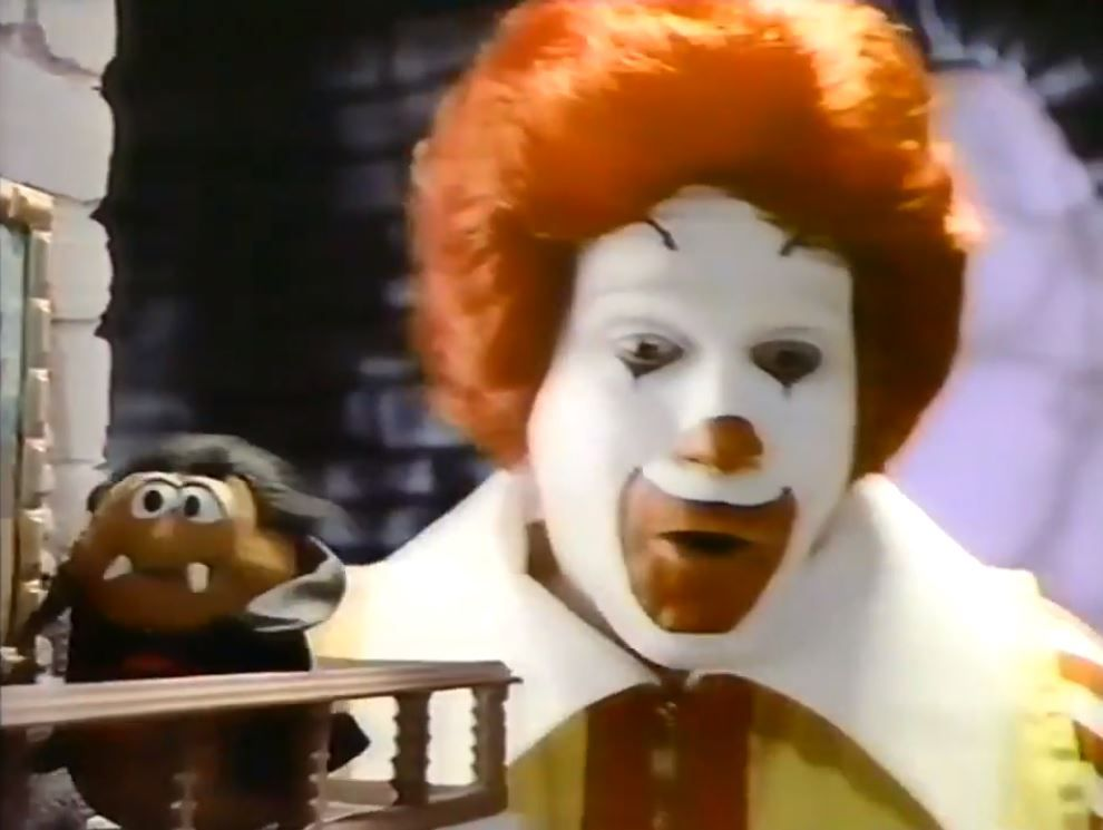 McNuggets Halloween commercial