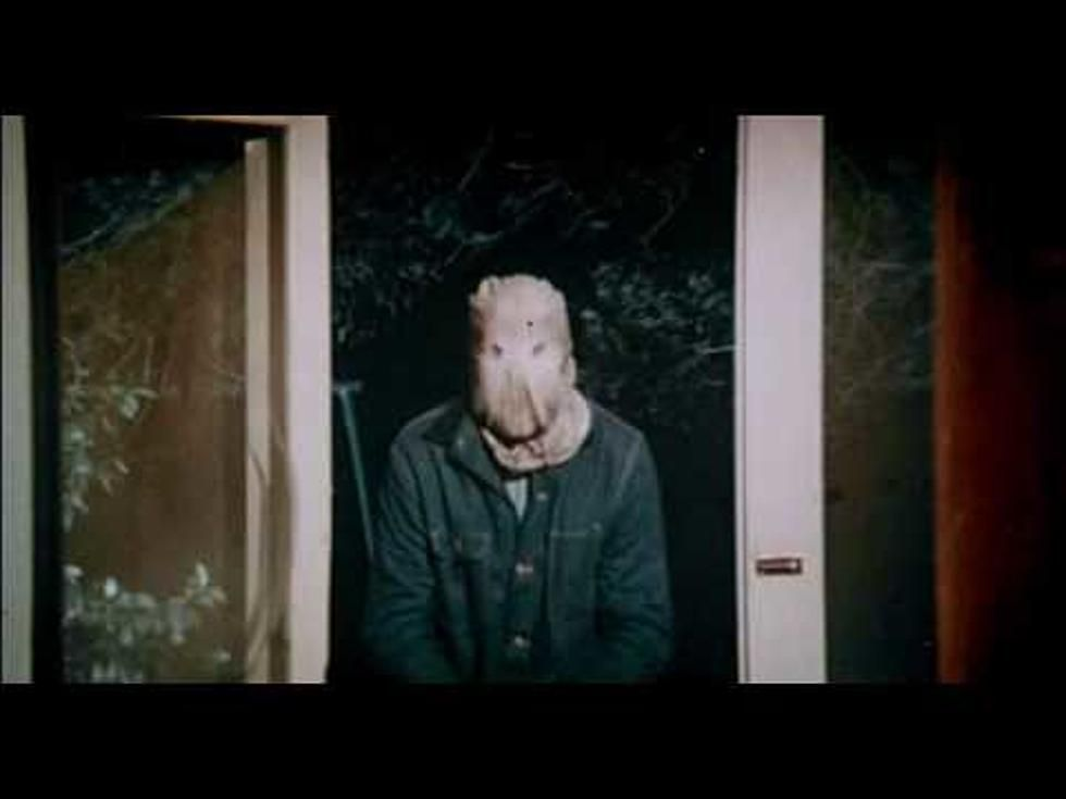 Bud Davis as The Phantom Killer in 'The Town That Dreaded Sundown'