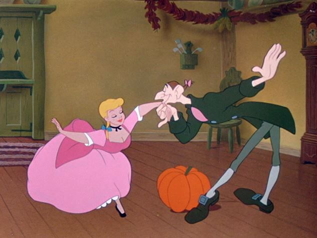 Ichabod Crane Dancing