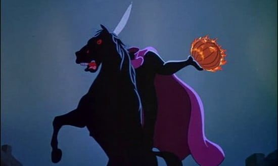 Headless Horseman Disney