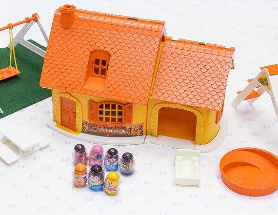 Winnie the Pooh playhouse weebles
