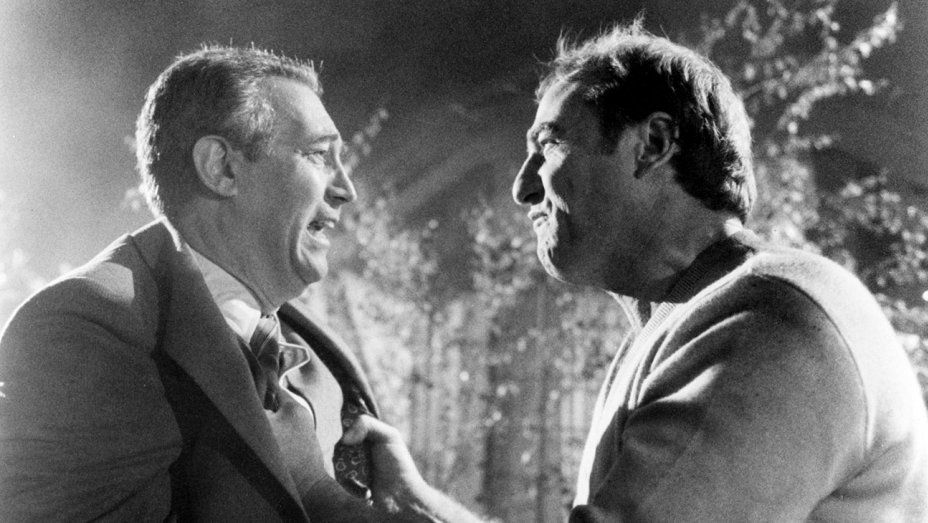 James Karen and Craig T. Nelson in 'Poltergeist'