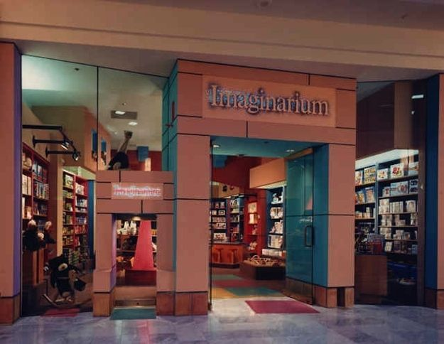 Imaginarium storefront