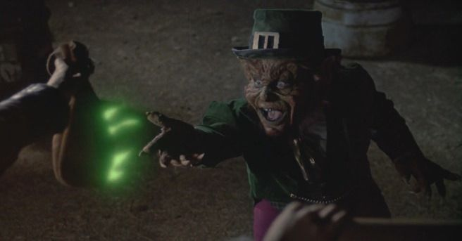 Warwick Davis in 'Leprechaun'