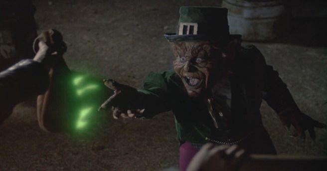 Warwick Davis in 'Leprechaun'