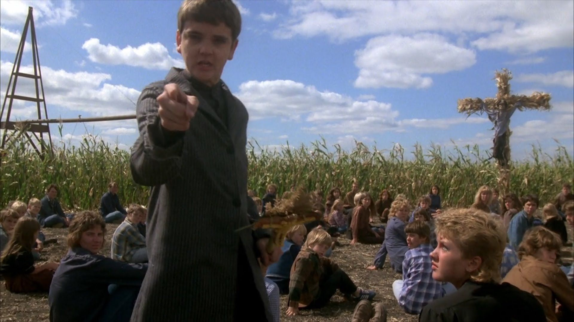 The children of 'Children of the Corn'