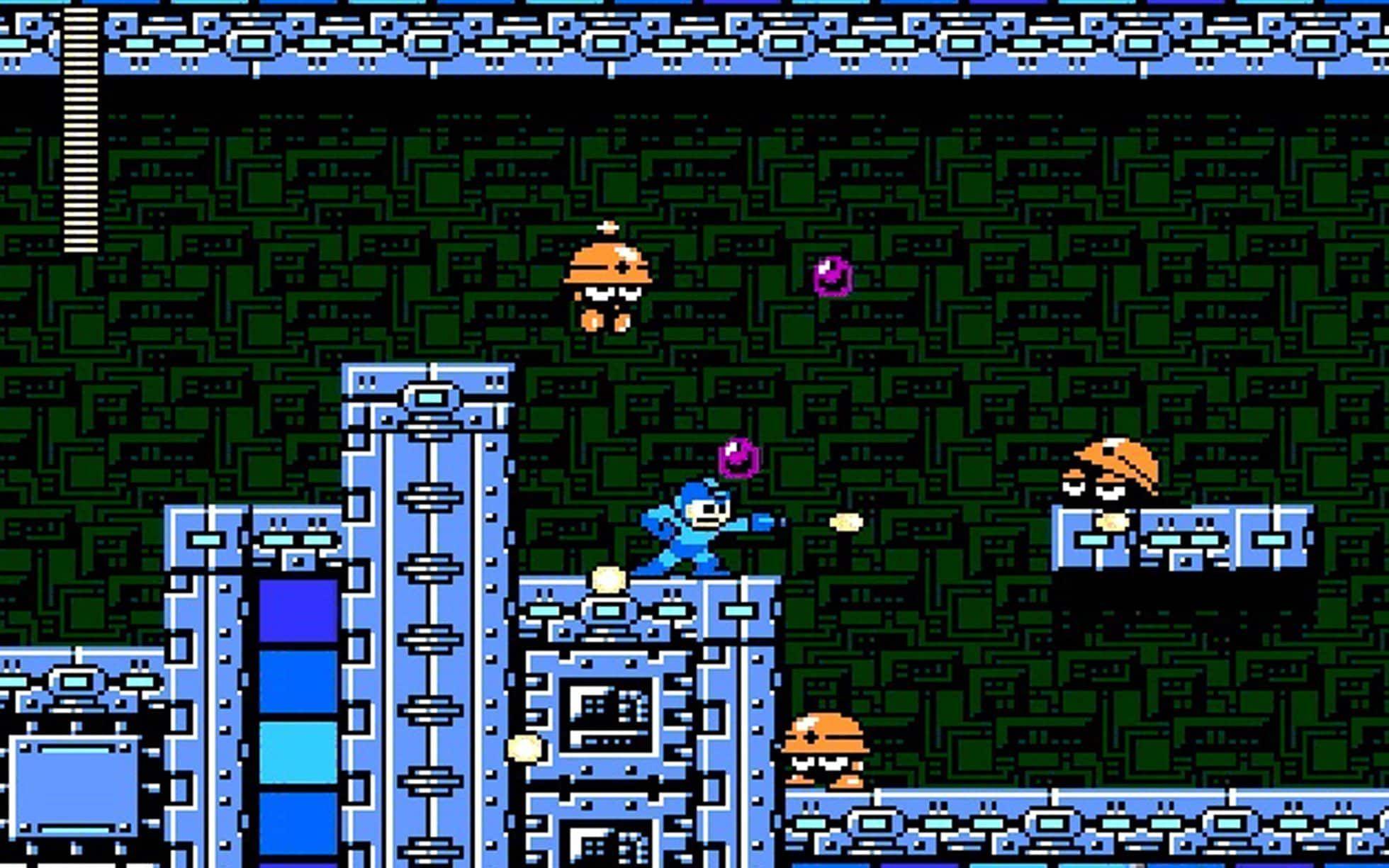 Mega Man 1987