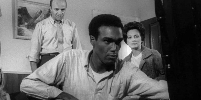 Duane Jones as Ben in 'Night of the Living Dead'
